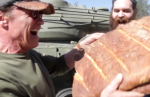 Arnold Schwarzenegger,SANDWHICH,EPIC MEAL TIME,85 THOUSAND CALORIE,STEAK
